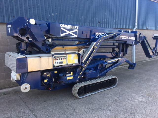 Pre-owned OMME 2750 RXJ access platform