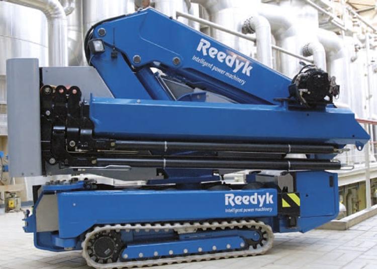 Reedyk C3410 compact crane