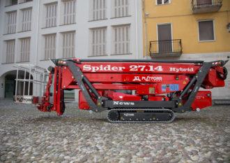 Spider 27.14