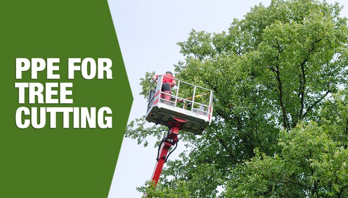 PPE for Tree Lopping Services