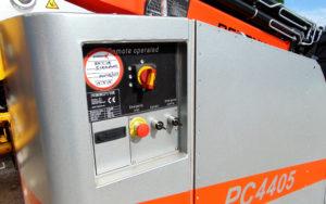 REEDYK PC4405EX Compact Crane Components