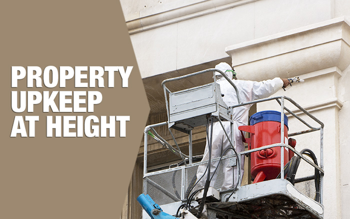 property upkeep