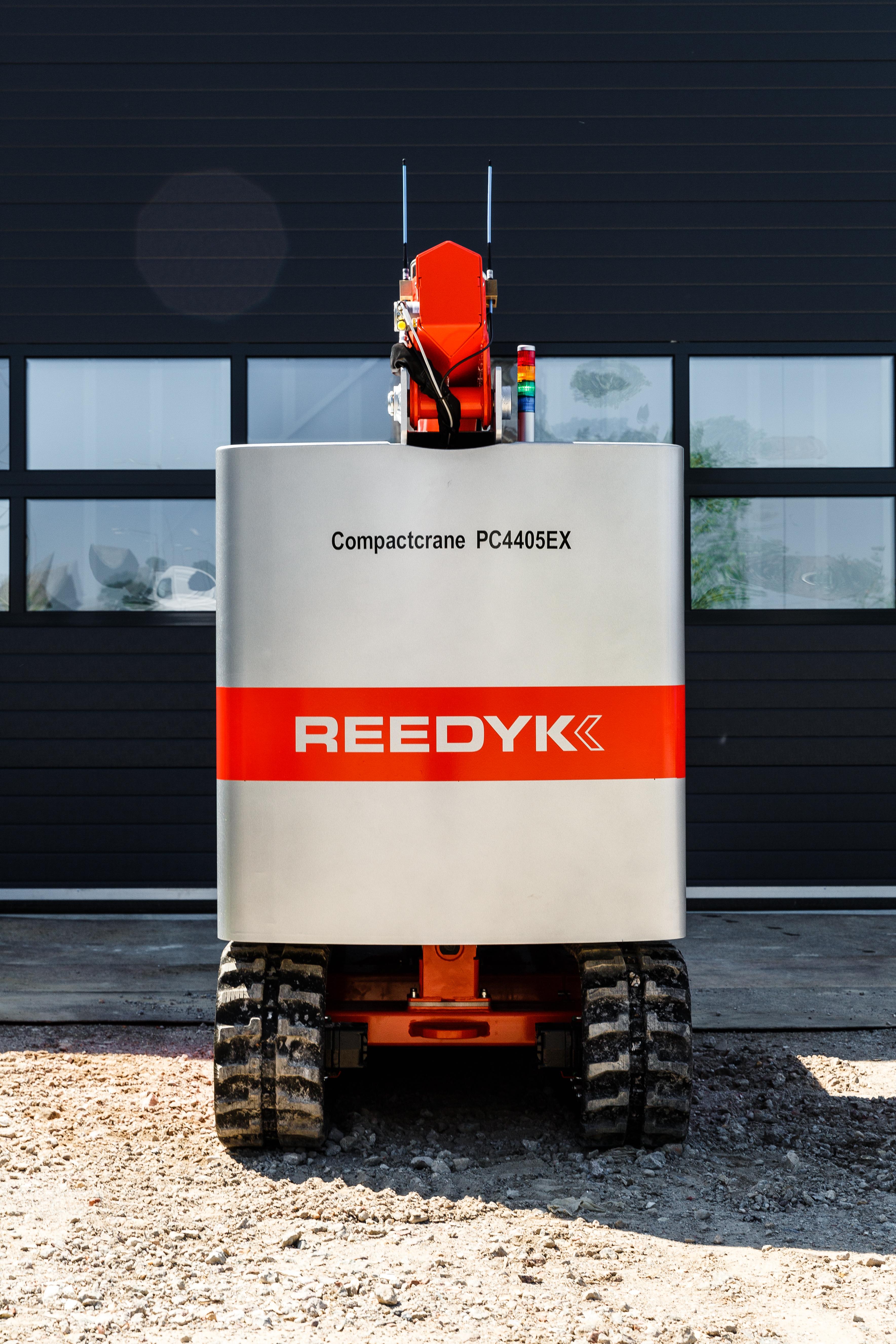 REEDYK PC4405EX Compact Crane