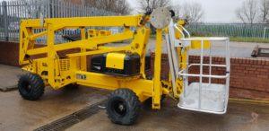 Biljax 45xa boom lift for sale