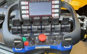 RR9/200 Spider/Rail MEWP Remote Control System